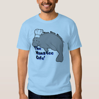 Manatee Cafe T T-shirts