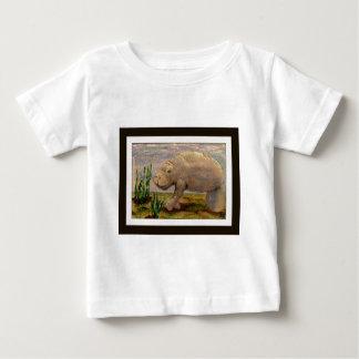 Manatee (endangered) t-shirt