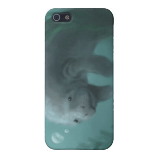 Manatee iPhone Case Case For The iPhone 5