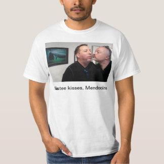 Manatee Kisses, Mendocino T-Shirt