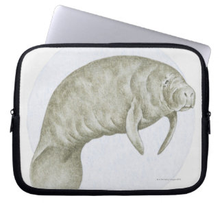 Manatee Laptop Computer Sleeves