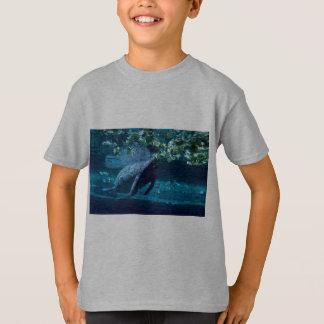 Manatee, Lowry Park Zoo, Tampa Bay, Florida, U.S.A T-Shirt