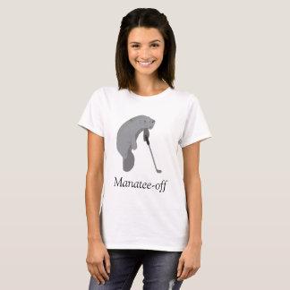Manatee-Off T-Shirt