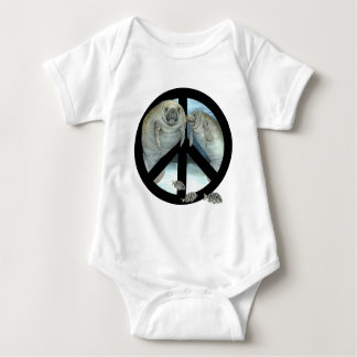 manatee peace t-shirts