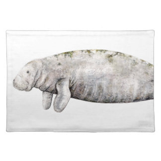 Manatee Placemat