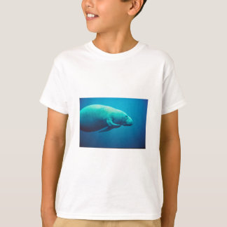 Manatee Scratching Tshirts
