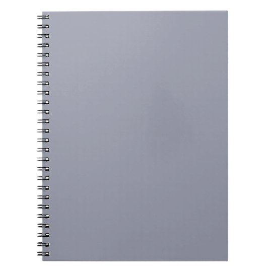 Manatee Top One Colour Notebook