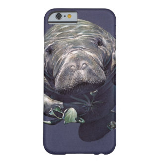 Manatee Underwater World Barely There iPhone 6 Case
