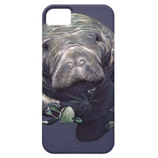 Manatee Underwater World iPhone 5 Cover