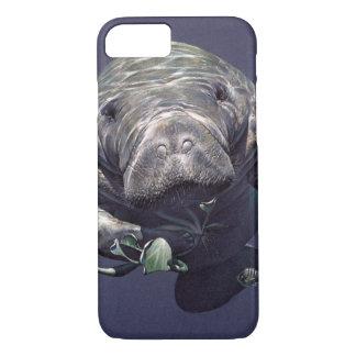 Manatee Underwater World iPhone 7 Case