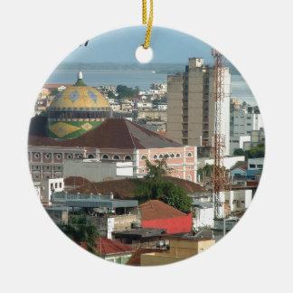 MANAUS--BRAZIL--Angie.JPG Christmas Ornament
