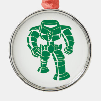 Manbot Christmas Ornament
