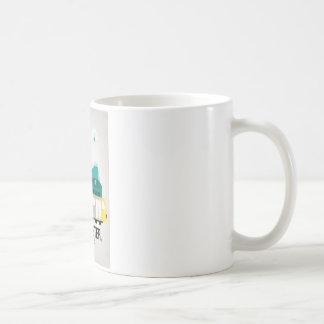 Manchester Basic White Mug
