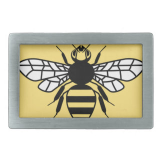 Manchester Bee Belt Buckle