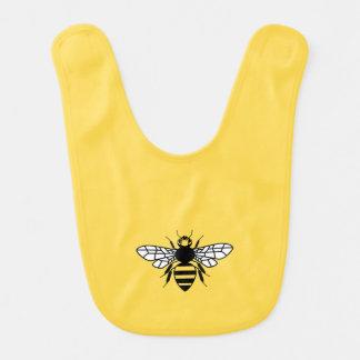 Manchester Bee Bib