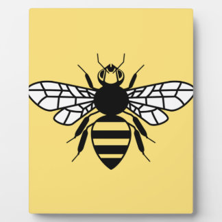 Manchester Bee Plaque