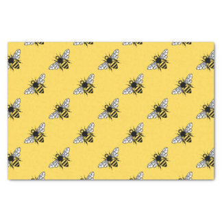 Manchester Bee Tissue Paper