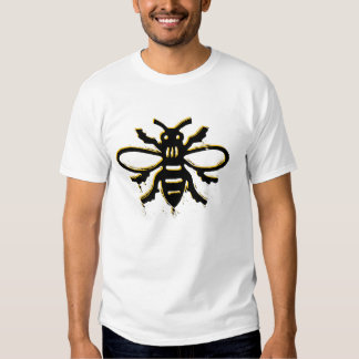 Manchester Bee Tshirt