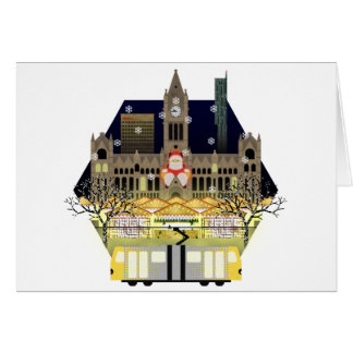 Manchester Christmas Markets Card