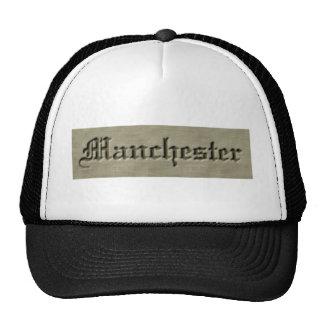 manchester co mesh hats
