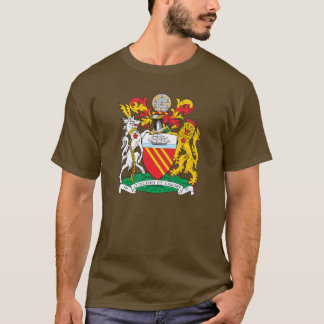 Manchester Coat of Arms T-Shirt