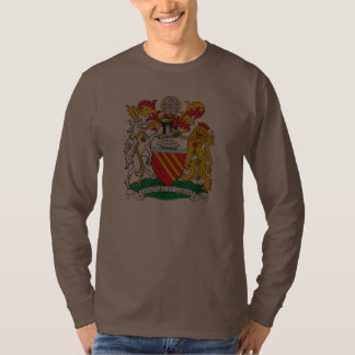 Manchester Coat of Arms Tshirts