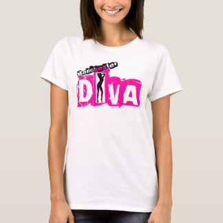 Manchester Diva by VC T-Shirt