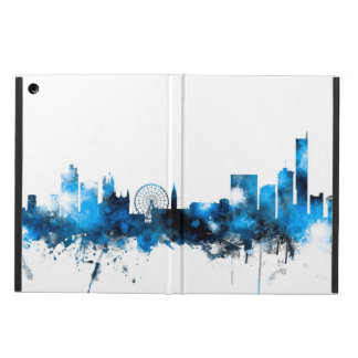 Manchester England Skyline Cover For iPad Air