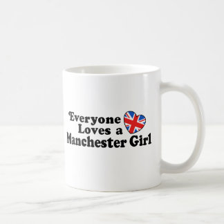 Manchester Girl Coffee Mug