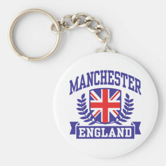Manchester Key Ring