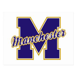 Manchester Letter Postcard