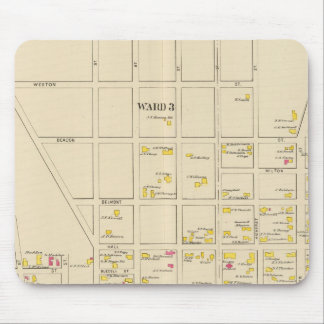 Manchester, NH, Ward 24 Mouse Mat