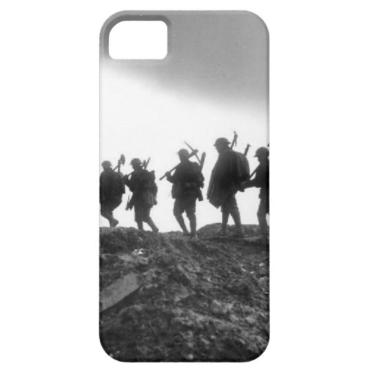 Manchester Regiment at Ancre Case For The iPhone