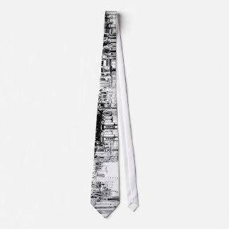 Manchester Shamble Square Tie
