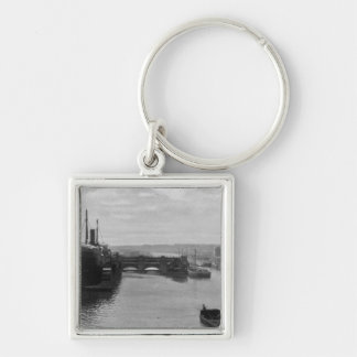 Manchester Ship Canal, c.1910 Key Ring