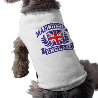Manchester Sleeveless Dog Shirt