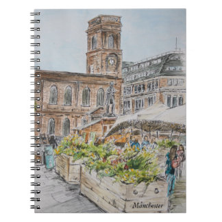 Manchester St Annes Square notebook