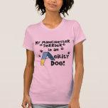 Manchester Terrier Agility Dog T-shirt