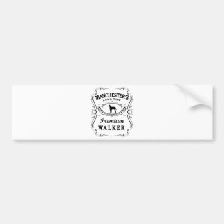 Manchester Terrier Bumper Sticker