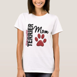 Manchester Terrier Mom 2 T-Shirt