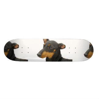 Manchester Terrier Skateboard