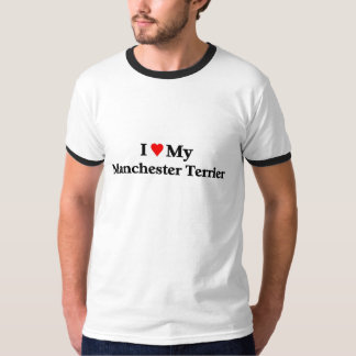Manchester Terrier T Shirts