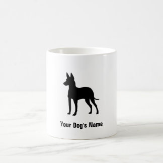 Manchester Terrier (Toy) トイ・マンチェスター・テリア Coffee Mug