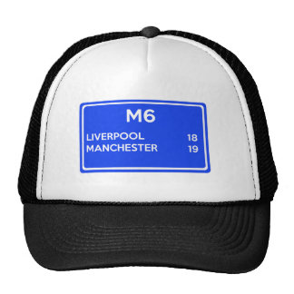 Manchester Versus Liverpool - Football Related Cap