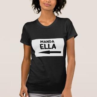 MANDA ELLA png T Shirts