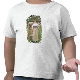 Manda Lametrie, The Farm Maid, 1887 T Shirts