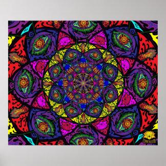 Mandala #02 poster