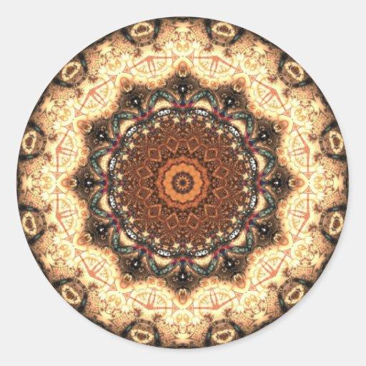 Mandala 101 Sticker