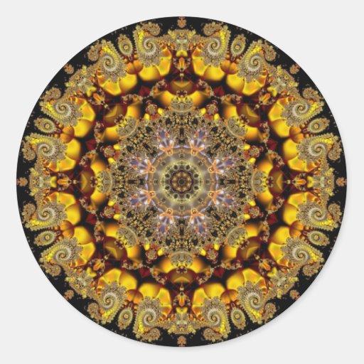 Mandala 200 Sticker