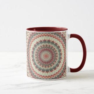 Mandala 62 mug